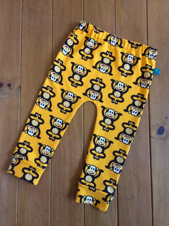 Monkey Baby Leggings