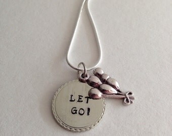 CLEARANCE: Let Go! Necklace