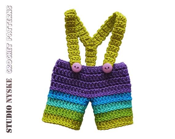 Amigurumi Clothes Pattern : Christmas gift crochet amigurumi pants LARGE 2 doll by ...