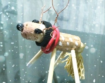 Rain deer decoration