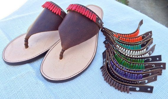 Interchangeable Charlee Sandal from Amber Rae