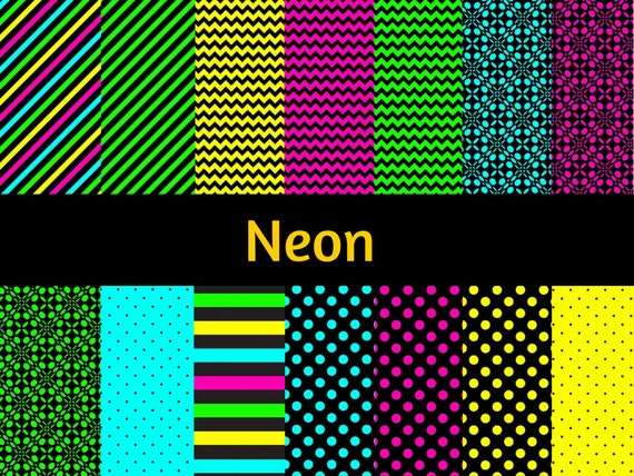 digital matrix neon background - photo #29
