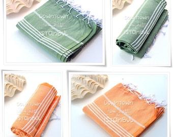 Beach Sarong Towel Set Of 4 Turkish Bath Towel Beach Towel