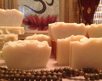 Classic Patchouli Handcrafted Soap All Natural