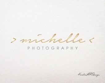 Hand-written logo, Premade logo design, Photography logo, Signature, Elagant logo, Simple logo design, Watermark 188