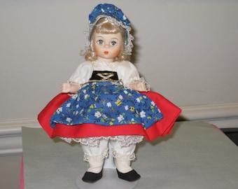 "Madame Alexander 8"" Gretel Storyland Doll #454"