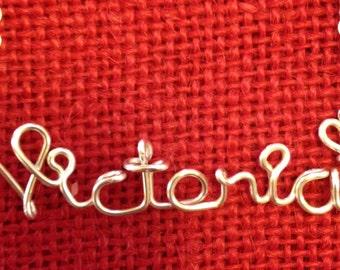 Victoria necklace