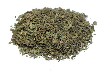 50 g Dried Organic Peppermint Leaves,  (Mentha piperita)