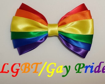 LGBT Gay Pride Bow