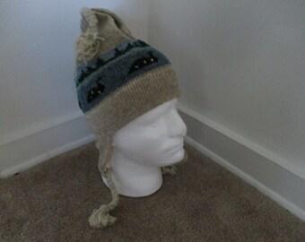Loon Ear Flap Hat
