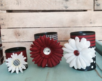 Eye Catching Decorative Cans!!
