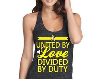 Army Love (ladies tank)
