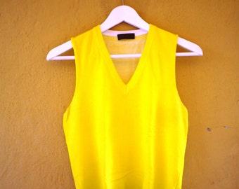 Vintage Vest / Vintage Grifoni's Vest / 90s Vintage / Made in Italy / Italian Quality / Grifoni Milan