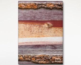 Canvas Art Birch Bark Texture, Macro Photography, Texture Print, Abstract Wall Decor