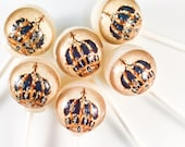 6 Royalty Hard Candy Lollipops