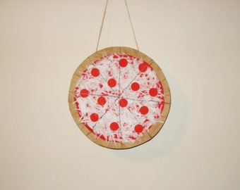 pizza party pinata