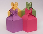 1 x ButterflyGift Box, Party Favor, Wedding Favor, Chocolate Box, Candy Box, Treat Box, Custom Made, Choice Of Colours, Absolutely Gorgeous!