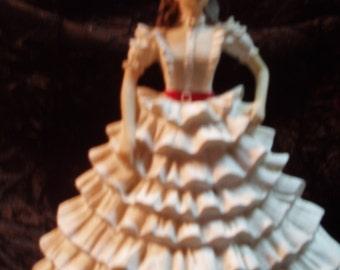 Scarlett O'Hara figurine