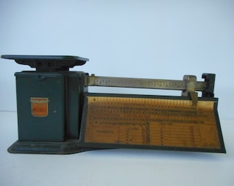 CLEARANCE! Vintage Triner Air Mail Scale