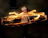 Fire Hula Hoop - Beginner