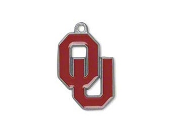 Oklahoma University Sooners Charms