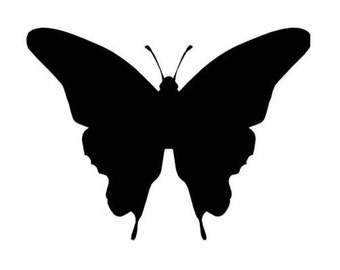 Vinyl Decal Moth Etsy - Butterfly vinyl decals