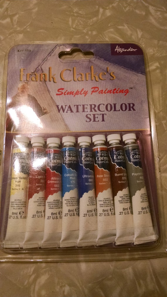 Frank Clarke Simply Painting Brushes
