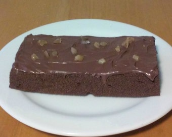 Chocolate Lovers Brownie - Fake Food that Smells and Looks Real!