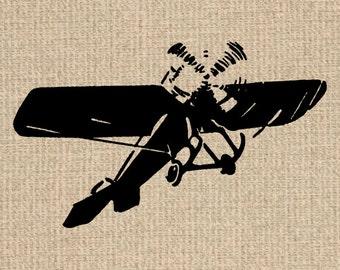 Printable Airplane Images Airplane Graphics Airplane Clipart Airplane Print Plane Images Digital Sheet 300dpi HQ