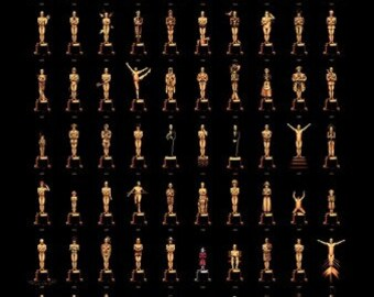 """Oscars Movie 85 Years Poster 35"""""""