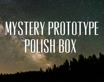 Mystery Prototype Polish Box-FREE US SHIPPING
