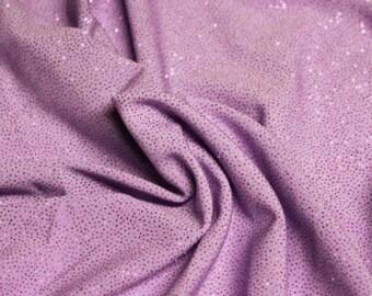 Purple Skivvy CUSTOM CUT