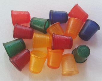Rubber Thimbles from Dill - Small