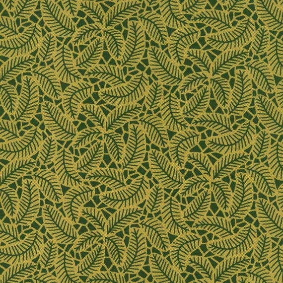 Northern Lights Fabric : Thimbleberries northern lights green by chestercountyquiltng