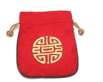 Fine Cotton Bead/Pouch/Gift Bag Wholesale-WEN37730122596-MAY