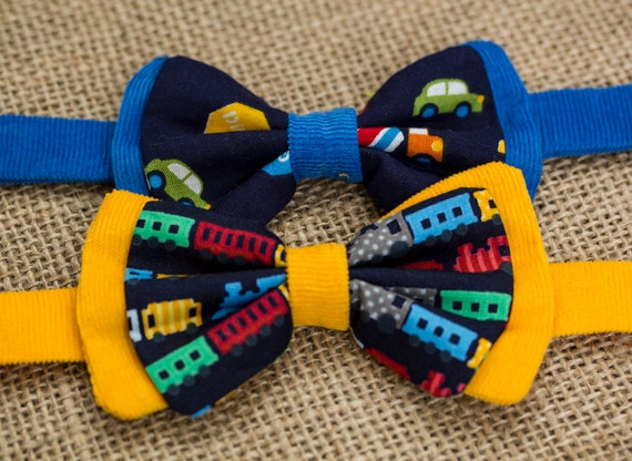 Handmade adjustable baby bow tie