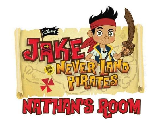 Jake And The Neverland Pirates Birthday Banner By Xochitlmontana