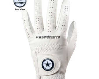 Dallas Cowboys Golf Glove & Ball Marker