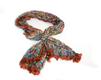 Jai's Pure Silk Scarf - Paisley