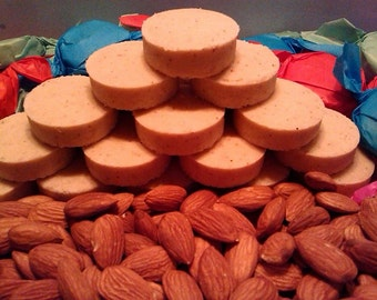A Pound of Homemade Almond Polvoron Cookies