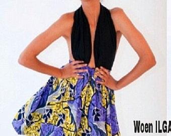 """Mini dress """"Sola"""""""
