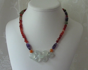 Funky Quartz Necklace ECS
