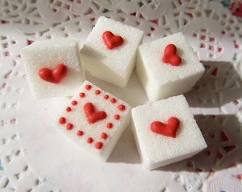 I love you Always_sugar cubes