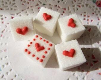 I love you Always_sugar cubes