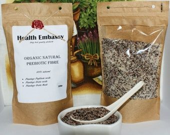 Organic Natural Prebiotic Fibre - Health Embassy - Organic
