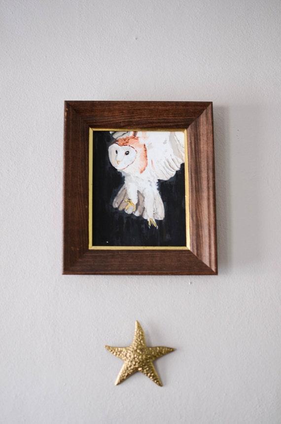 HOLIDAY SALE Stella Mara: Brass Seastar Wall by PhDvintage on Etsy