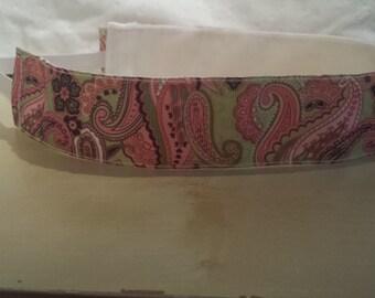 Paisley NonSlip Headband