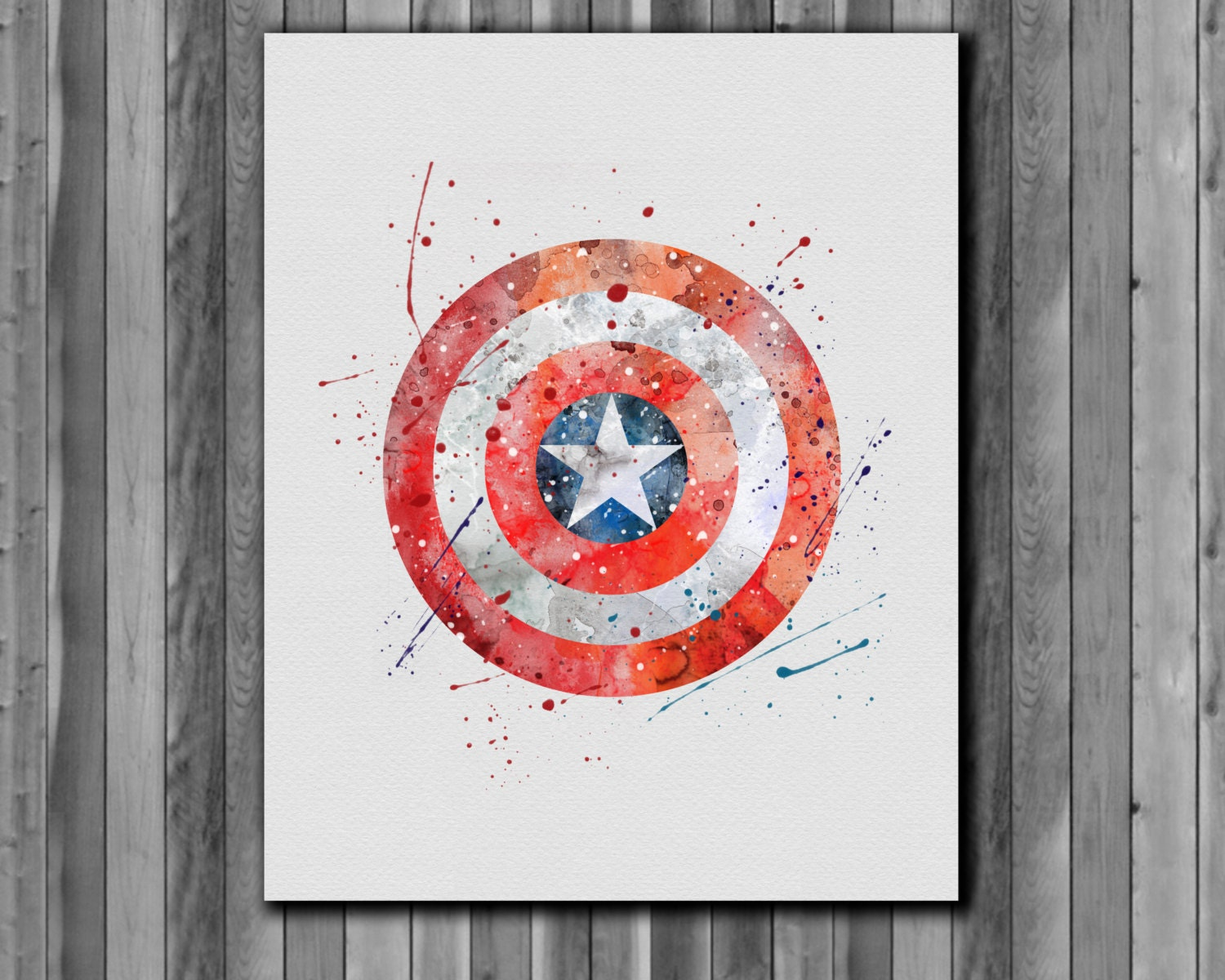 It's just an image of Revered Captain America Shield Printable