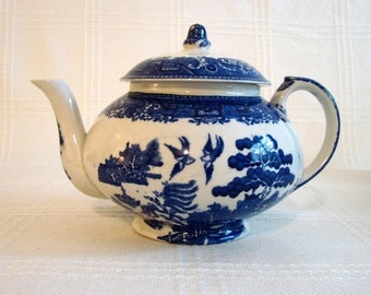 Staffordshire Teapot