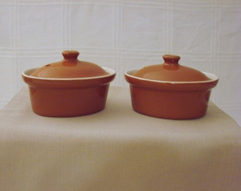 Chefsware Small Oval Casserole Dishes